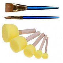 Unelte si accesorii pentru Decoupage si tehnica servetelului