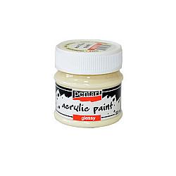 Culoare acrilica lucioasa - 50 ml - Ivoar