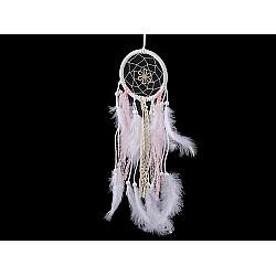 Dreamcatcher cu pene, 11 x 50 cm
