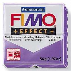 FIMO Effect 57g - Translucent Purple 604