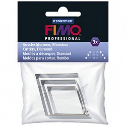 FIMO Professional Cutters - Diamant