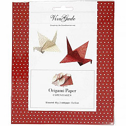 Hartie origami 15x15 cm - Copenhaga