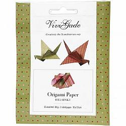 Hartie origami 15x15 cm - Helsinki