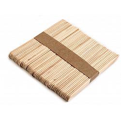 Bețișoare din lemn (pachet 50 buc.) - 0.9 x 11.4 cm