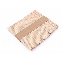 Bețișoare din lemn (pachet 50 buc.) - 1 x 9.3 cm