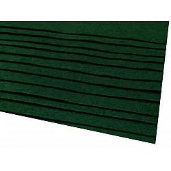 Coli fetru, 20x30 cm, 166 g / m², 2 bucati - verde pin