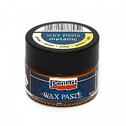 Pasta ceara metalica 20 ml (Wax Paste) - Galben