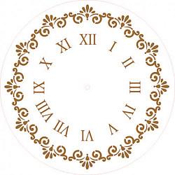 Sablon cadran - Clasic elegant - 30cm