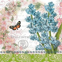 Servetele - Hyacinth - 33x33cm, 1 pachet (20 buc.)
