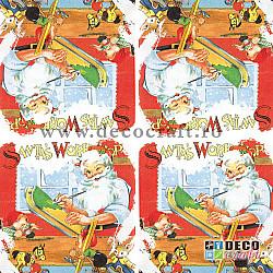 Servetele - Atelierul mosului - 33x33cm, 1 pachet (20 buc.)