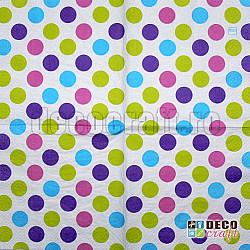 Servetele - Buline mari - 33x33cm, 1 pachet (20 buc.)