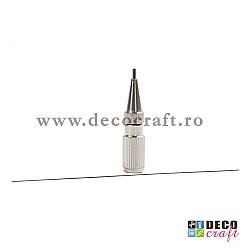 Varf metalic, contur - 0.5 mm, 1 buc.